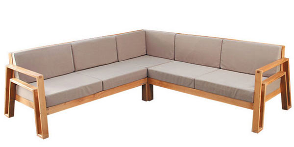 Угловой диван Maku Furnishings — Sectional