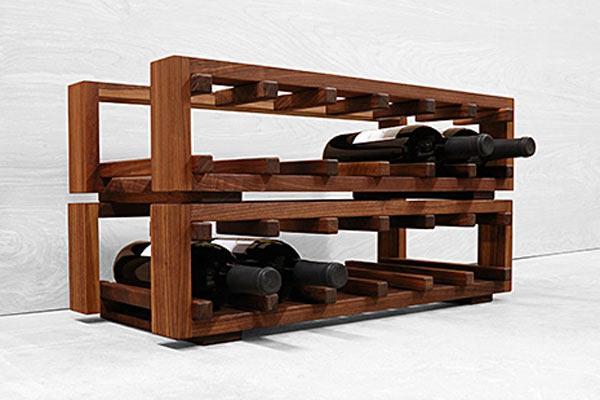 Винный стеллаж Modern Cellar — MALAGA Rack System