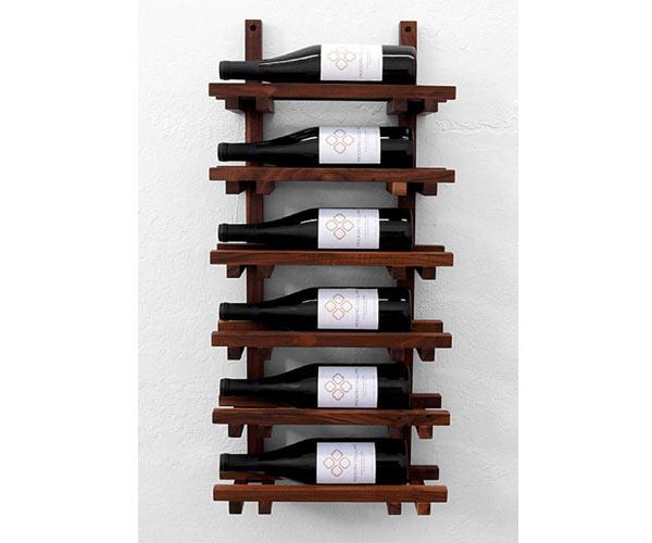Винный стеллаж настенный Modern Cellar — TRELLIS Rack System