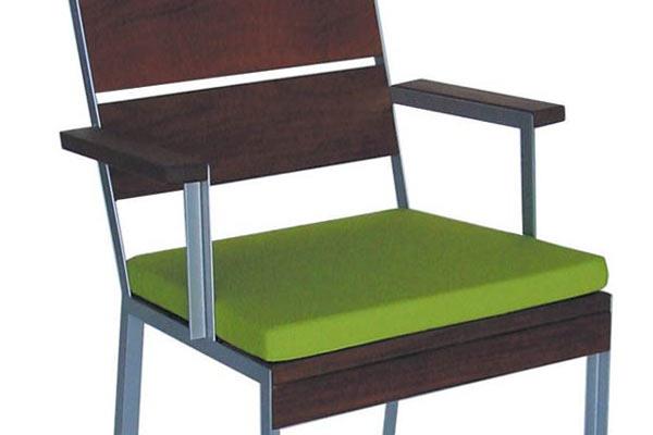 Подушка для сидения Modern Outdoor — Etra Bench Cushion
