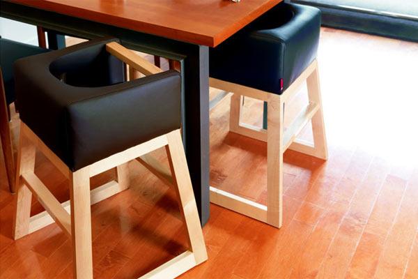 Стульчик для кормления Monte — Tavo High Chair