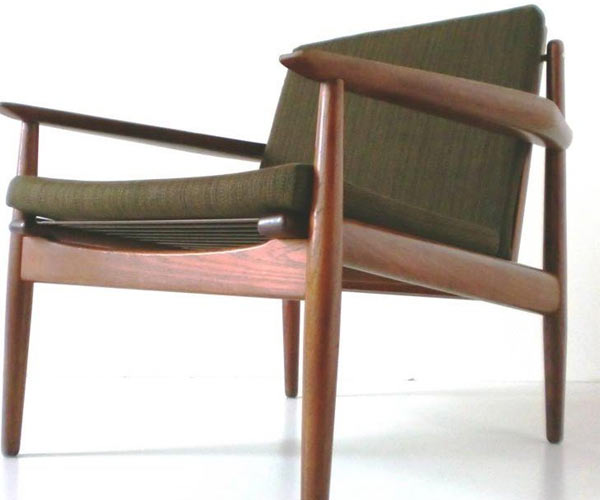 Кресло дизайнера Arne Vodder (Дания) Easy chair