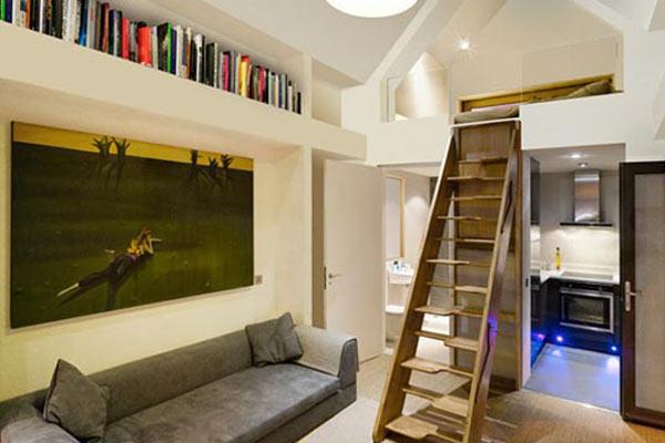 Передвижная недвижимость Small Living Swell