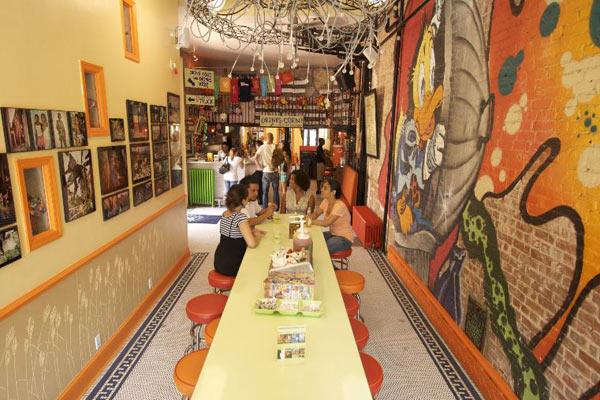 Эко ресторан в Гаване