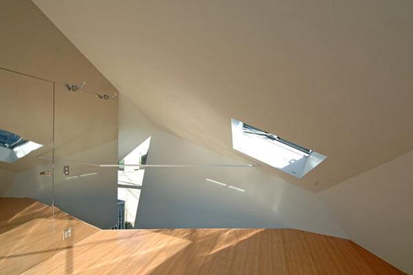 Японские микро-дома, похожие на оригами