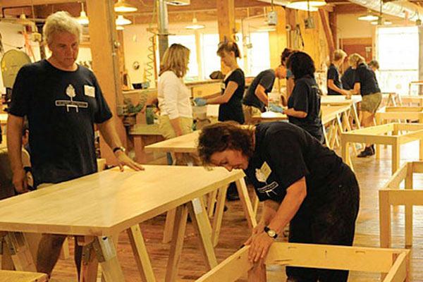 Возрождение фермерской мебельной традиции в Вермонте