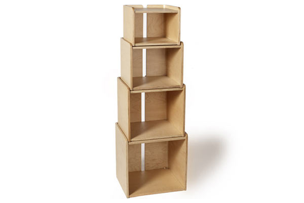 Боксы для игрушек OFFI — Nester Stacking Boxes