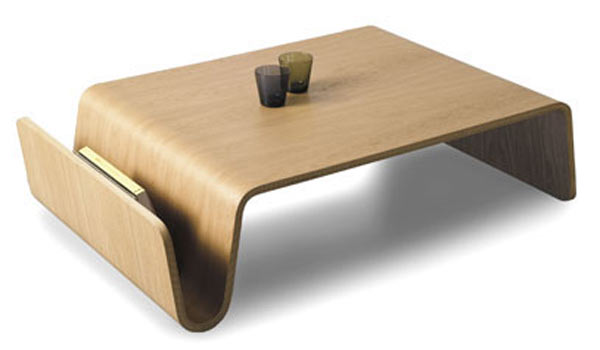 Кофейный стол OFFI — Scando Table