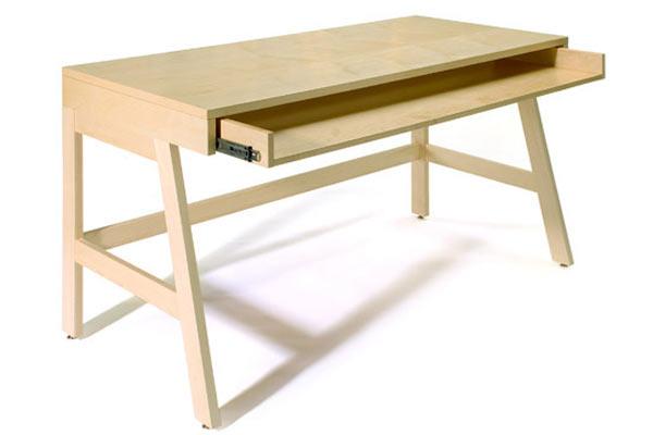 Рабочий стол OFFI — Trundle Desk