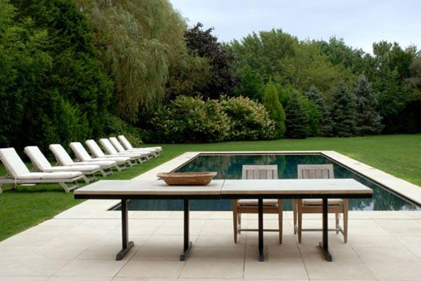 Коричневый, зеленый, белый — Saide Hamptons