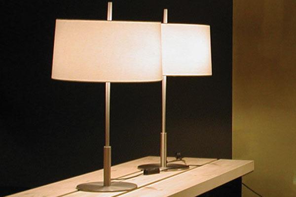 Настольная лампа Santa & Cole — Diana Table Lamp