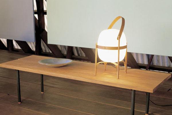Настольная лампа Santa & Cole — Cesta Table Lamp