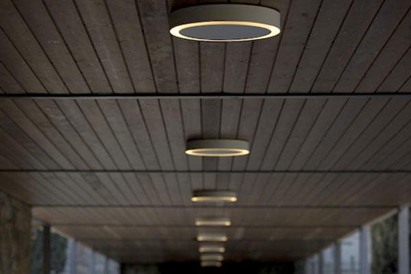 Потолочная лампа Santa & Cole — Amigo Ceiling Lamp