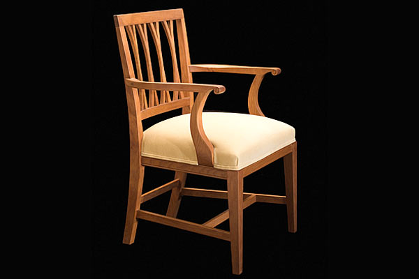 Стул Shackleton Thomas — Anna Liffey arm chair