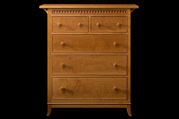 Комод Shackleton Thomas — Anna Liffey chest of drawers