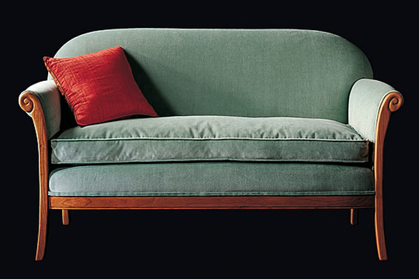 Кушетка Shackleton Thomas — classic lucy`s loveseat