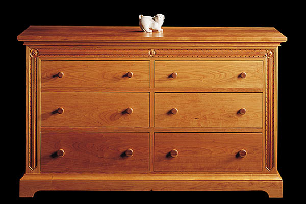 Комод Shackleton Thomas — juliet`s chest of drawers