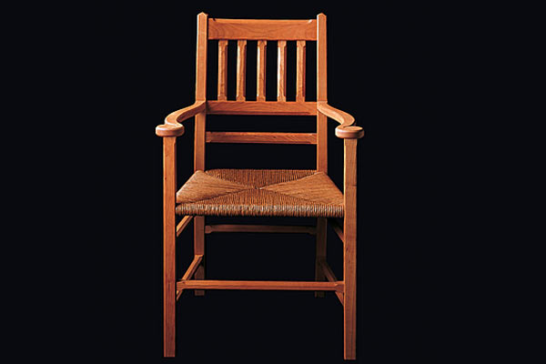 Стул Shackleton Tomas — cottage arm chair