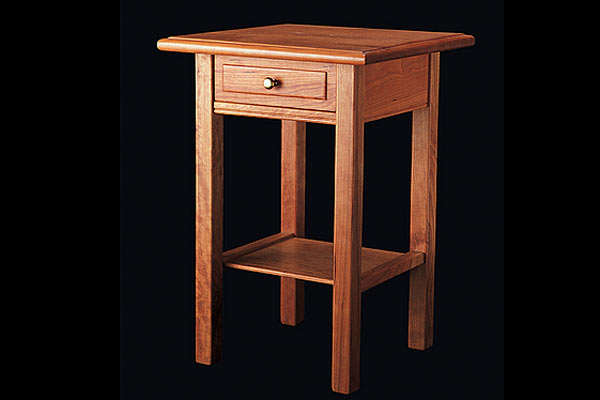 Тумбочка Shackleton Thomas — english line quechee end table