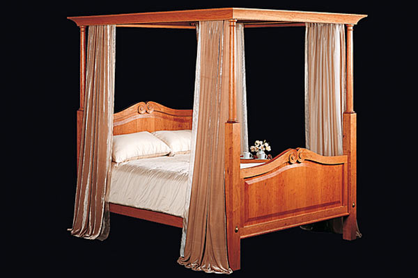 Кровать Shackleton Thomas — mirandas`s four poster bed
