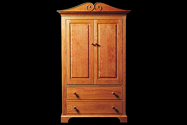 Шкаф Shackleton Thomas — mirandas`s french armoire