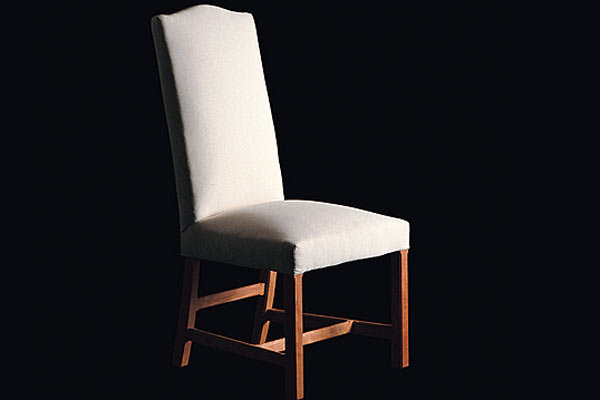 Стул Shackleton Thomas — mirandas`s pomfret side chair fully upholstered