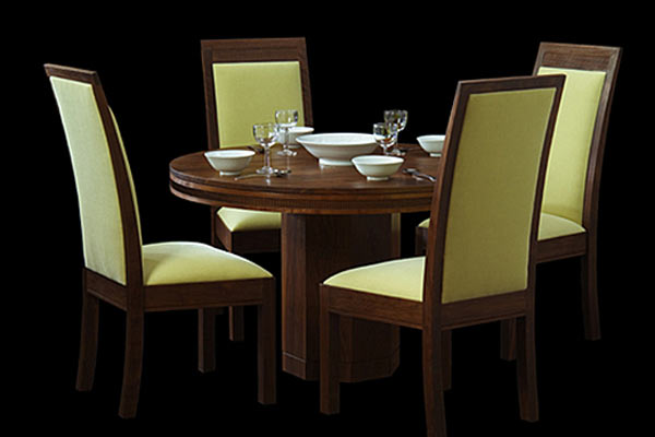 Стол Shackleton Tomas modern classic round dining table