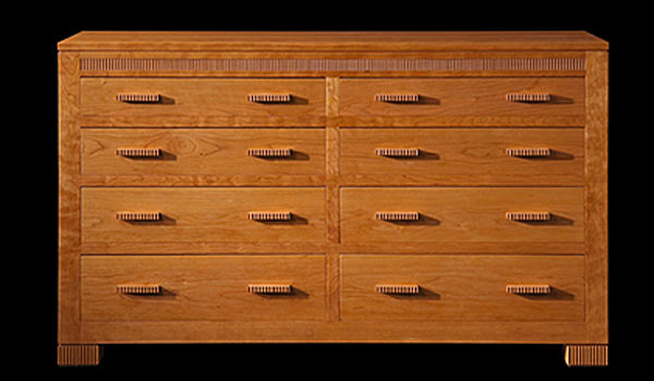 Комод Shackleton Tomas modern classic chest of drawers