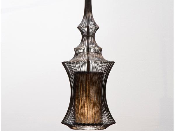 Подвесная лампа Shine Labs — Moire Tibet Pendant