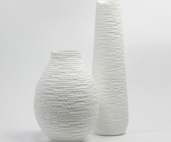 Вазы Shine Labs — Slate Vase Collection