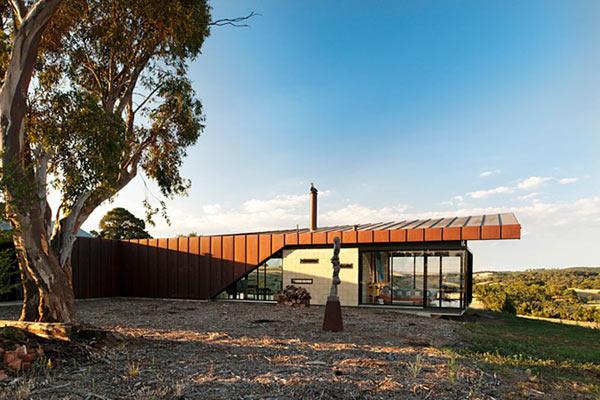Современный стиль австралийских ферм