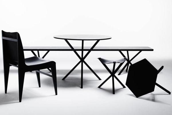 Шведский стиль мебели от No Early Birds