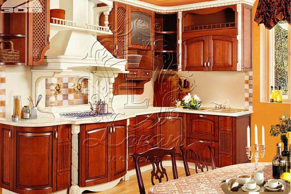 Кухня Массив Ясеня Т (Т512/102)