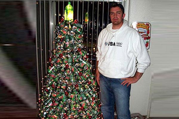 Рекламная елка