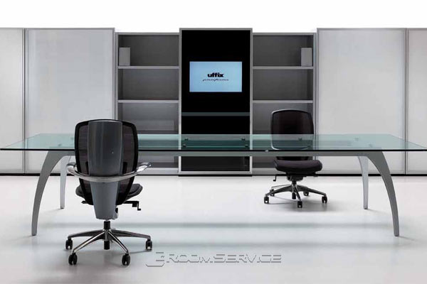 Стол Luna 2 Designer Italian Office Desk