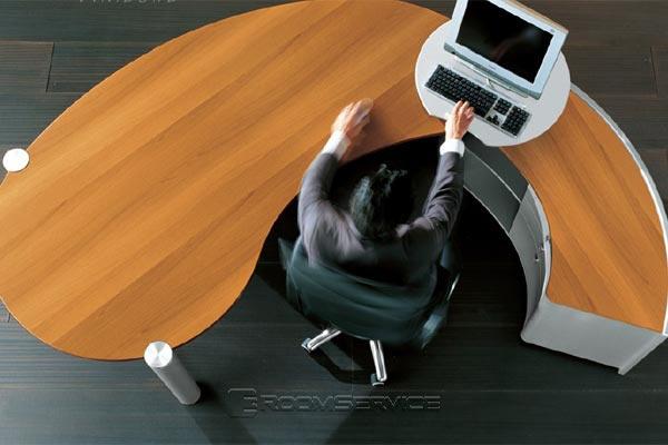 Стол Prestige Modern Italian Executive Office Desk