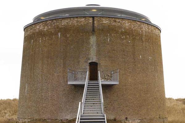 Новый жилец в сторожевой башне