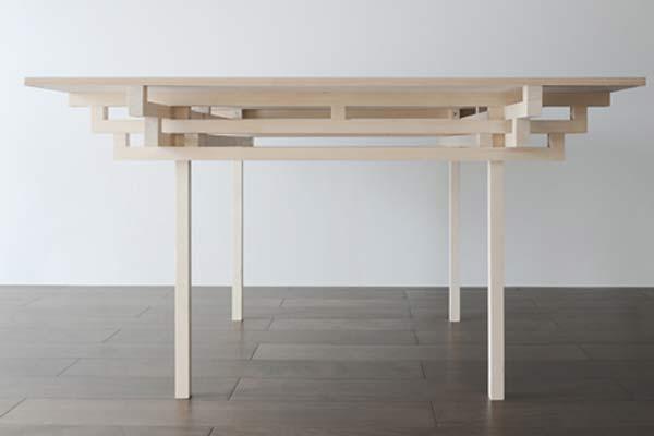 Стол Temple Table от Hiroyuki Tanaka