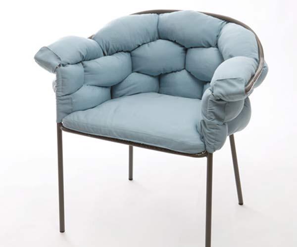 Кресло французского дизайнера Элеонор Налет (Eléonore Nalet).