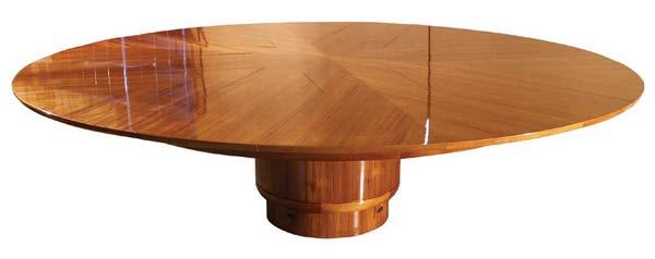 Стол Fletcher Capstan Table Yacht Ilona.