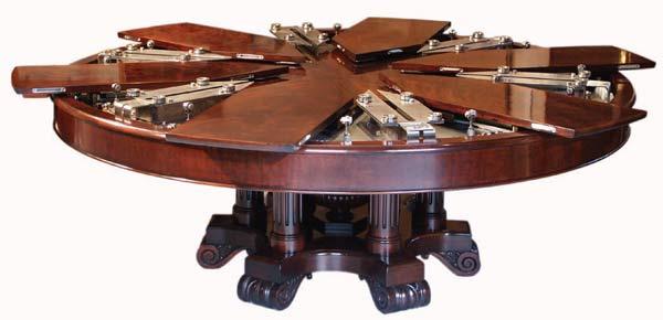 Стол Fletcher Capstan Table Brazilian.