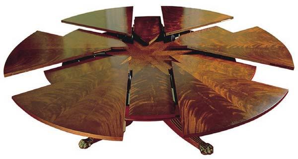 Стол Fletcher Capstan Table Regency.