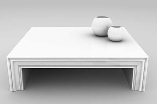 Кофейный столик Architrave.
