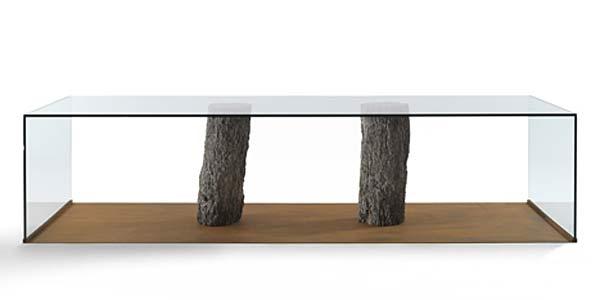 Стол Laguna дизайнера Paolo Piva.