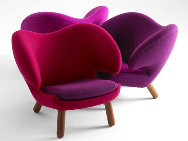 Кресло Pelikan.