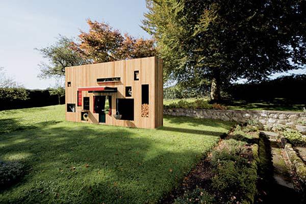 Садовый домик-шкаф Walden.