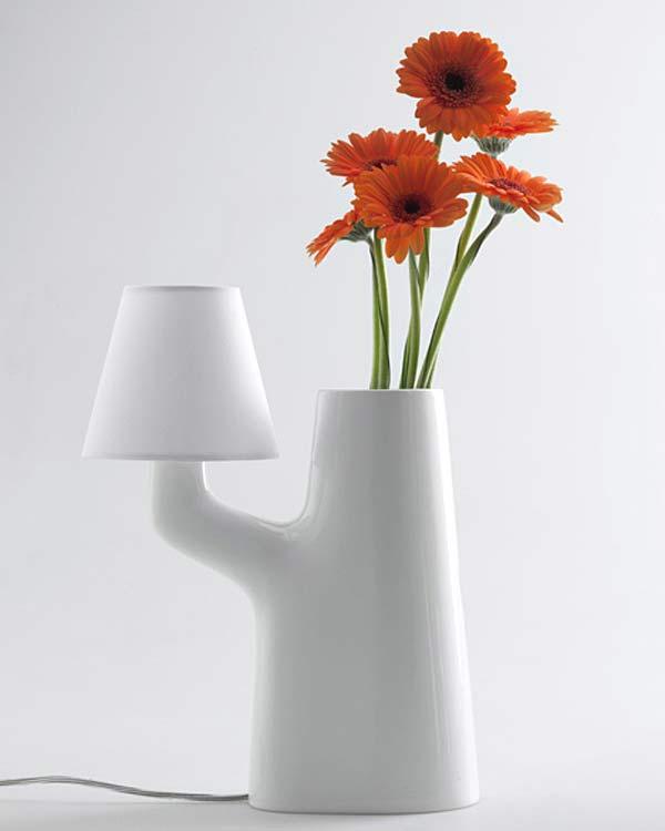 Лампа-ваза Touch Lamp Vase.