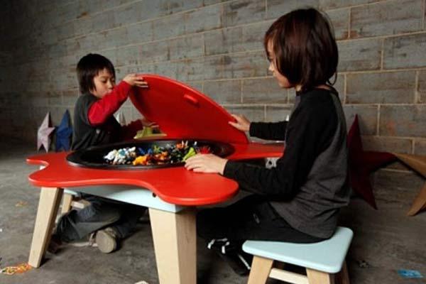 Игровой стол с емкостью для воды Sanak-ji.