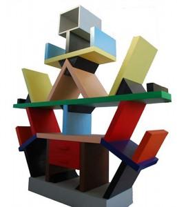 Выставка мебельных копий Copy and Authorship.