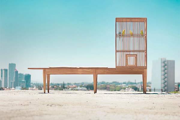 Сентиментальная скамейка Family Bench.